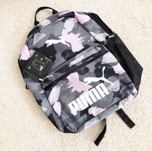 Puma backpack camouflage NWT